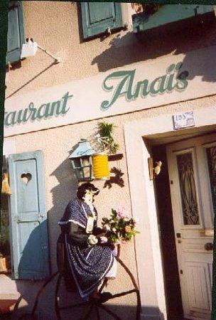 Anaïs Restaurant : L'entrée du Restaurant