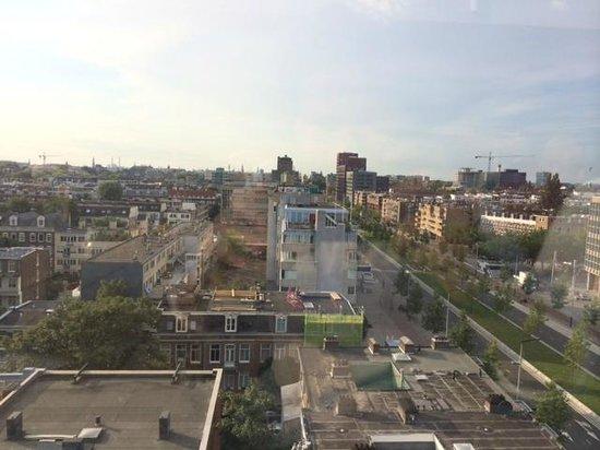 Volkshotel: Rooftop Bar View