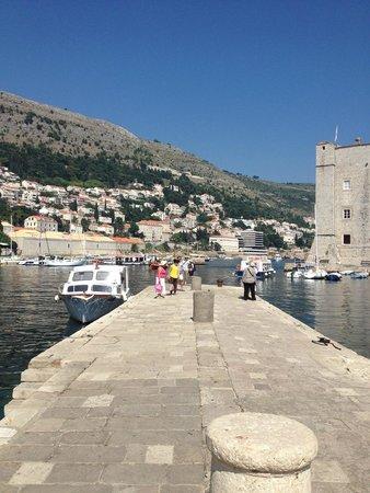 Dubrovnik Walks: El puerto