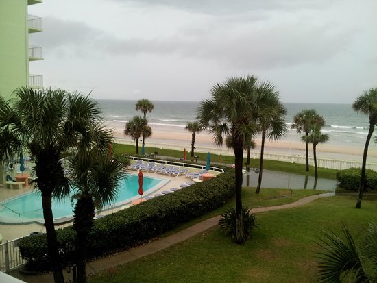 El Caribe Resort and Conference Center : view from the room