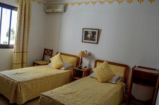 Hotel Zelis: Habitación