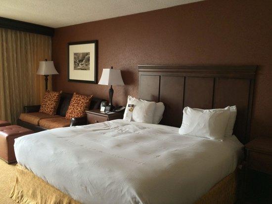 Park Vista - DoubleTree by Hilton Hotel - Gatlinburg: Room