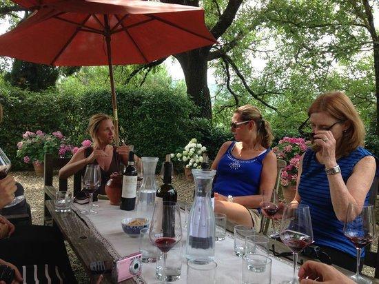 Tuscan Wine Tours - Day Tours : Wine Tour