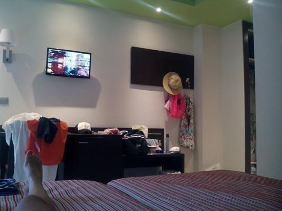 Hotel Porto Calpe: habitacion doble