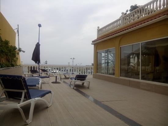 Hotel Porto Calpe: piscina