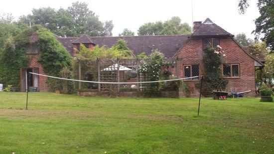 Broxmead Paddock: The house