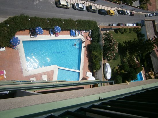 Marina Sur Hotel: desde la octava planta