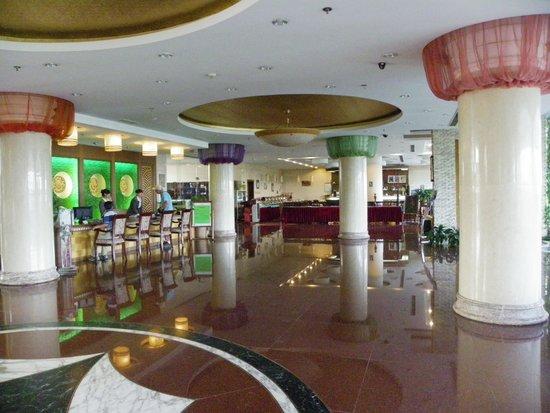 Gloria Holiday Villas Qinhuangdao: Lobby