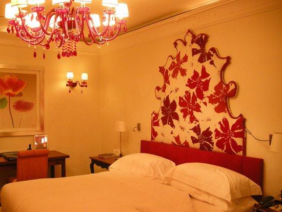 Hotel d'Inghilterra: Bedroom