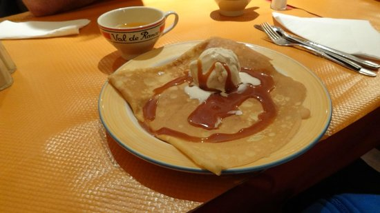 creperie Ahna: toffee