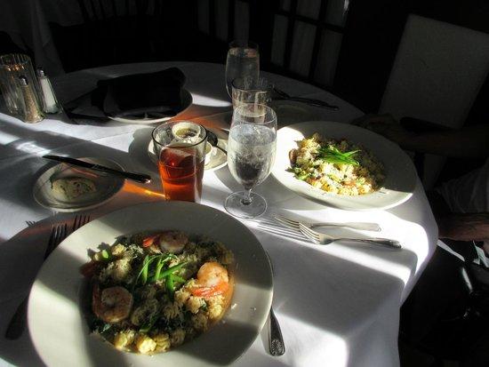 Benbow Inn Restaurant: Radditore