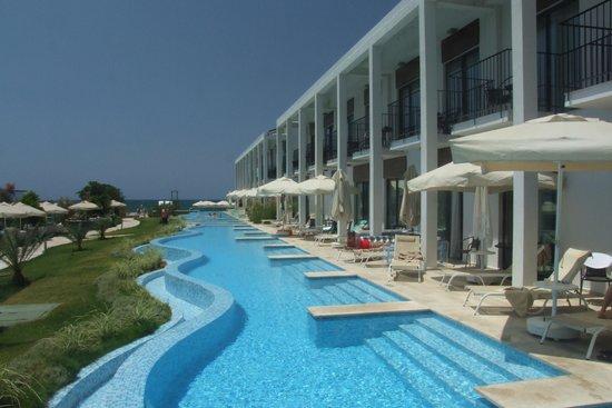 Jiva Beach Resort: Pokoje z basenami