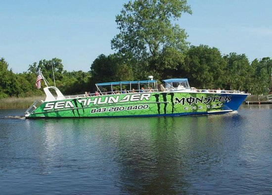 Sea Thunder - Picture of Myrtle Beach Watersports, Myrtle Beach ...
