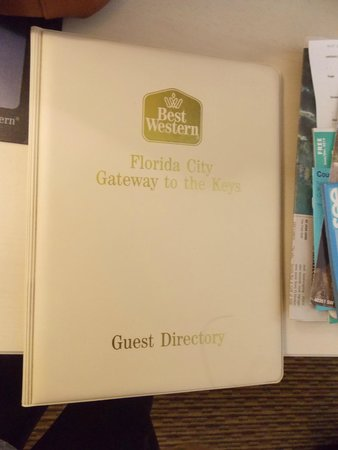 Best Western Gateway To The Keys: Guestbook