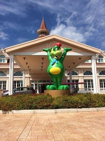 Gardaland Hotel: Entrata