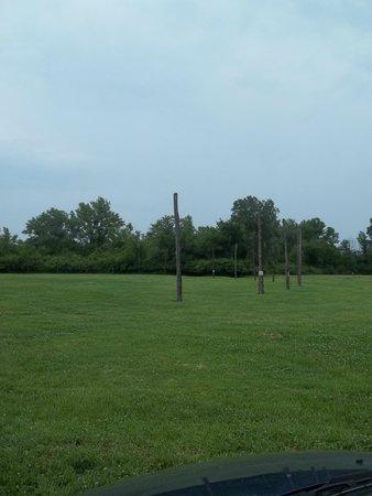 Cahokia Mounds State Historic Site : Wood Henge
