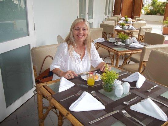 Hotel Paseo Las Mercedes: buena atencion