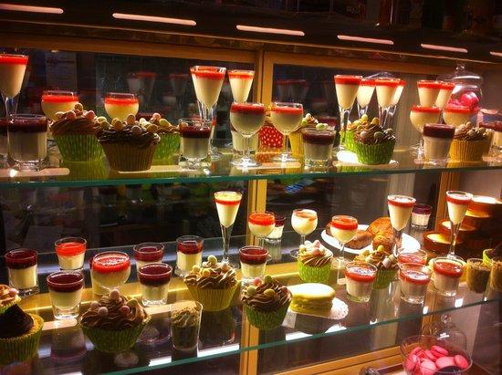 O Papilles - Le restaurant : Les gourmandises!!