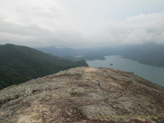 Pão de Açúcar Peak : No topo