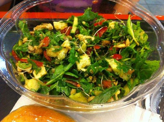 Europa Cafe: Sharedded Salad