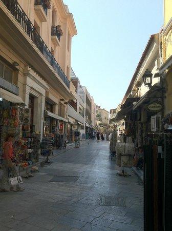 Pláka : The Plaka Market