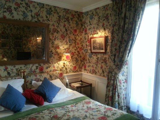 Hotel de l'Abbaye Saint-Germain : Deluxe Room