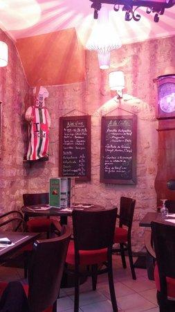 Pizza Roma: Intérieur du restaurant.
