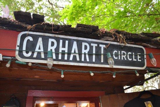 Carhartt Vineyard: The World's Smallest Tasting room