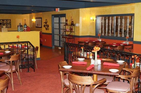 Ramada Ligonier: The Bistro Restaurant - on site