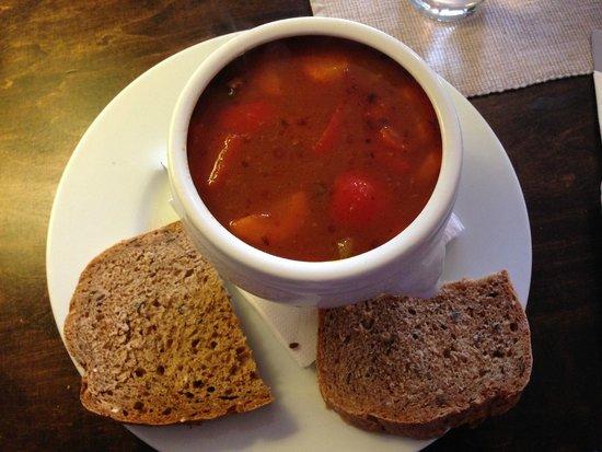 Alafoss Cafe : Goulash soup