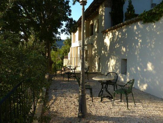 Hotel Rural Masia La Mota : A quiet space