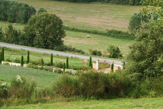 Casa Vacanze Scopeto: Zufahrt