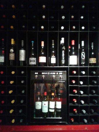 Taberna de Jam: Vinos