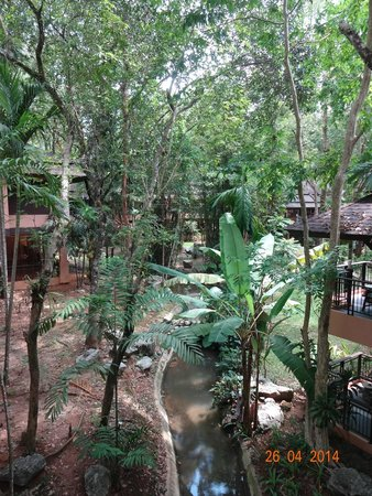 Khaolak Merlin Resort: Hotel grounds