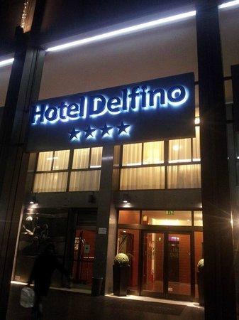 Quality Hotel Delfino Venezia Mestre: ingresso