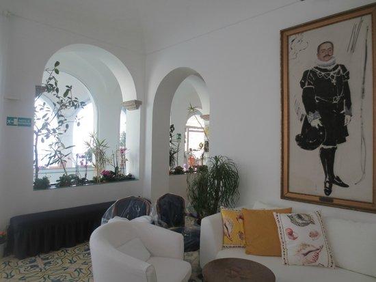 Hotel Marina Riviera: Lobby