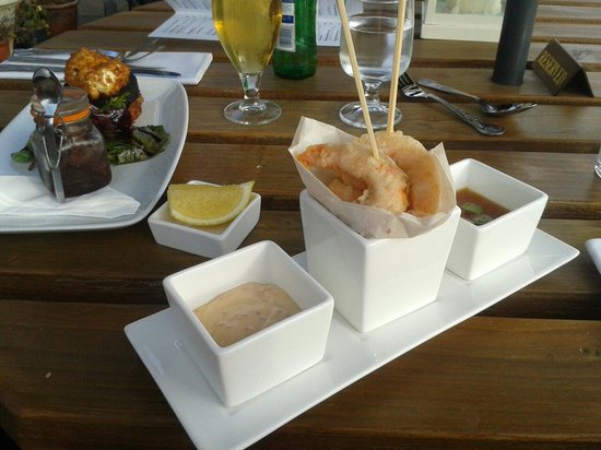 The Wayfarer Bistro & Guesthouse: Simply gorgeous
