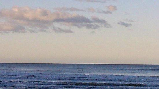 Posada Las Dunas: la playa