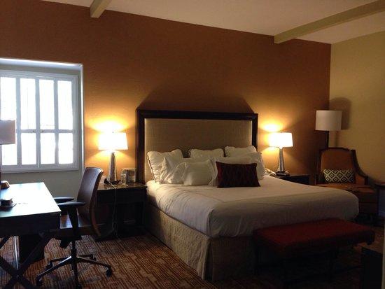 The Wigwam : Bedroom in suite