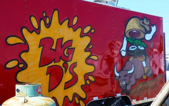 Big D's Burger Shack: food truck