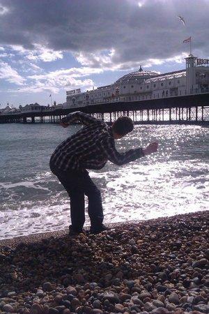 Premier Inn Brighton City Centre Hotel : The Brighton Pier