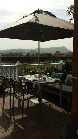 Allure Chocolat Hotel By Karisma: Vista desayuno
