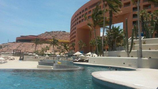 Westin Resort & Spa Los Cabos: Infinity pool