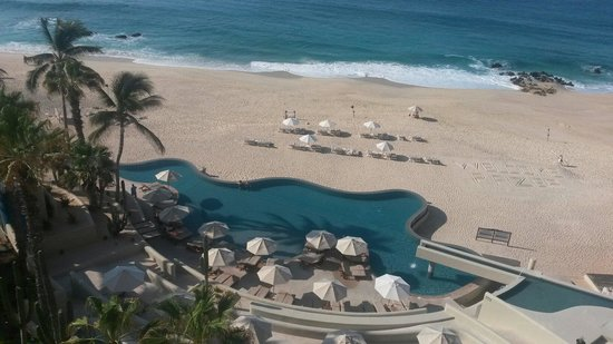 Westin Resort & Spa Los Cabos: The view from our room.