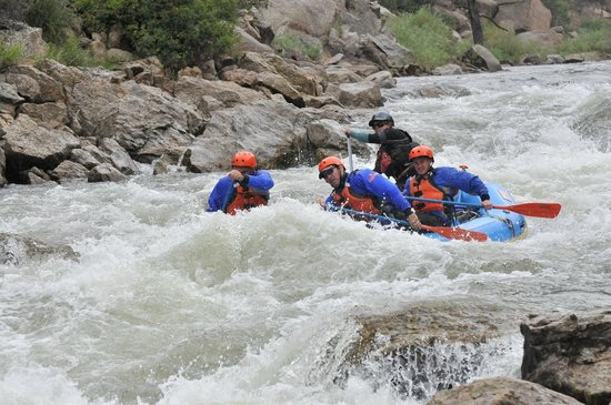 Echo Canyon River Expeditions - Day Trips: Crazy Fun!!!