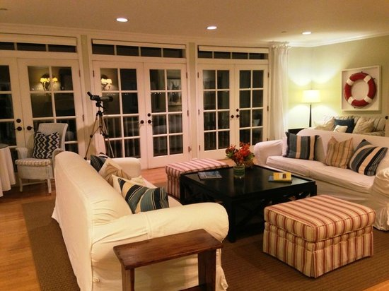 Inn at Playa Del Rey: Sitting Room