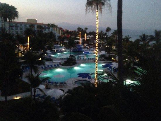 Hard Rock Hotel Vallarta : From our room