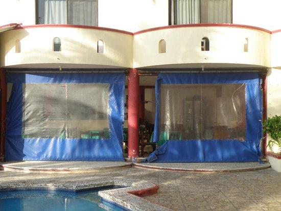 Hotel All Riviera: aspecto feo