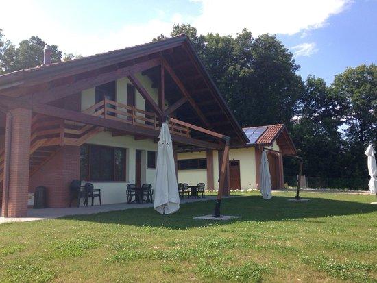 Farm House Altana del Motto Rosso : Bâtiment 1