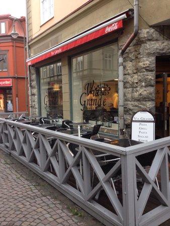 Via Grande Pizzeria